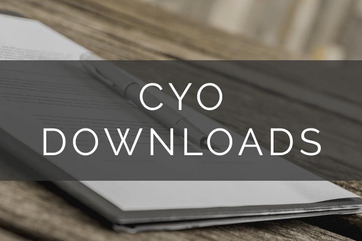 CYO Downloads